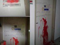 Hacettepe Üniversitesi'nde Çirkin Saldırı