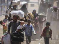 PYD'nin Göçe Zorladığı Köylüler 'Gidecek Yerimiz Yok' Raporunda