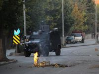 Siirt'te Kışla ve Polis Merkezine Saldırı