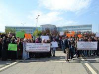 Bingöl Üniversitesi İslami Kulüpler Birliği'nden DBP'li Belediye'ye Tepki