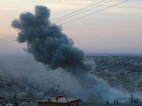 Rus Uçakları Muhaliflere Saldırdı