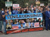 Ümmetin Batılı ve Yerli Düşmanları Amasya'da Protesto Edildi
