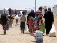 Irak'ta 8 Milyon 600 Bin Kişi İnsani Yardıma Muhtaç