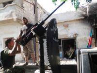 Rusya Havadan, Rejim Güneyden, IŞİD Kuzeyden Saldırıyor!