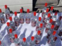 Tekirdağ'da 5 Bin Litre Sahte İçki Ele Geçirildi!