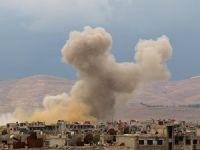 Rejim Güneyden, YPG Batıdan Saldırıyor