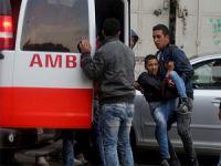 Siyonistler Filistinlilere Karşı Gerçek Mermi Kullandı