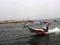 İsrail, Filistinli 4 Balıkçıyı Gözaltına Aldı