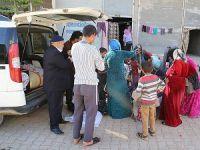 Suriyeli Mültecilere Kış Yardımı
