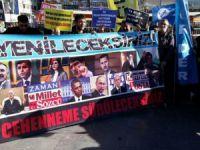 Esed ve Rusya'nın Bayırbucak Saldırısı Sivas'ta Lanetlendi