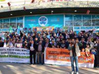 K.Maraş Bayırbucak'ta Yapılan Saldırıları Lanetledi