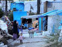 Türkmendağı Yamadı Kampında Zorlu Yaşam