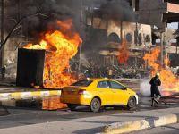 Irak'ta Saldırılar: 12 Kişi Hayatını Kaybetti