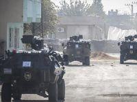 Nusaybin'de 342 Kişi Güvenli Bölgelere Götürüldü