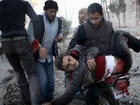 Rus Güçleri İdlib'de Sivil Katliamı Yapıyor