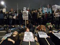 Suriye Tezkeresi Londra'da Protesto Edildi
