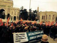 """""""Üniversitelerde İslami Mücadeleye Karşı Sol Saldırganlık"""""""