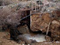 Mısır Ordusu Gazze Sınırında 3 Tüneli Yıktı