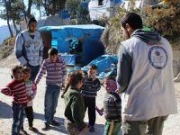 Öncü Nesil'in Yardımları Türkmen Dağı'na Ulaştı