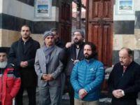 "Adana'daki ""Rakı Festivali"" Rezilliği Protesto Edildi"