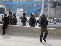 İşgalci İsrail Askerleri Filistinli Bir Genç Kızı Katletti!