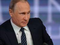 """Putin: """"Avrupa'daki Tüm Siyasî Güçlerle İlişkilerimizi Sürdürüyoruz"""""""