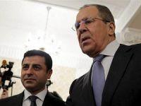 Lavrov: PYD'ye Destek Vermeye Hazırız
