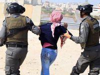 Siyonistler 25 Filistinli Öğrenciyi Tutukladı
