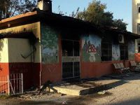 PKK Yandaşları Mersin'de Okul Yaktı