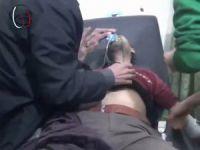 Esed ve Rusya'dan Şam Kırsalında 'Kimyasal Saldırı'