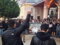 Gençlerden Şehit Zehran'a Vefa