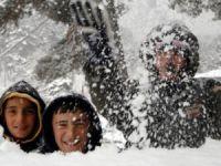 19 İlde Eğitime Kar Engeli