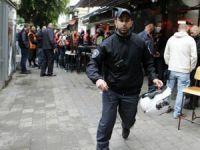 Tel Aviv'de Bara Silahlı Saldırı