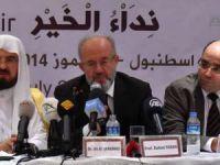 Dünya Müslüman Alimler Birliği'nin Türkiye Ofisi Kuruldu