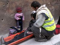 Madaya'da Açlığa Bağlı Hastalıklar Baş Gösterdi!