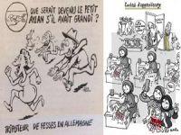 Charlie Hebdo'dan Plantu'ya Avrupa Karikatürist Faşizmi