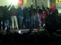 Moldova'da Parlamento Baskını