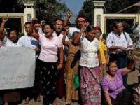 Myanmar'da Siyasi Tutuklular Serbest Bırakılıyor