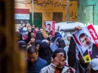 Sisi Cuntası Meydanlara Binlerce Asker Konuşlandırdı