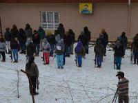 YDG-H'yi Lağveden PKK, Vandallığa YPS ile Devam Dedi