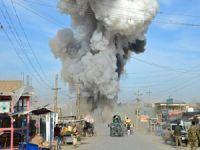Afganistan İstihbarat Merkezine Bombalı Saldırı
