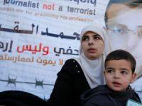 Açlık Grevindeki Gazeteci Konuşma Yetisini Kaybetti