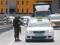 Ramallah'a Giriş ve Çıkışlar Serbest Bırakıldı