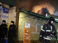 Moskova'da Kundaklama: 12 Müslüman Yanarak Öldü