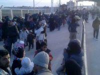 BM'den Türkiye'ye: Sınırı Aç