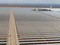 """Fas'ta """"Dünyanın En Büyük Güneş Enerjisi Santrali"""" Açıldı"""