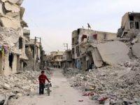"""""""Halep'te 10 Günde 500 Kişi Hayatını Kaybetti"""""""