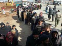 İMKANDER Suriyeli Sığınmacılara Acil Yardım Ulaştırdı
