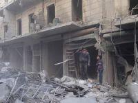 """""""Halep ve Çevresindeki Krizin Sebebi Rusya'nın Saldırılarıdır"""""""