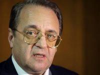 Putin'in Temsilcisi Bogdanov, PYD Eş Başkanı Müslim'le Görüştü
